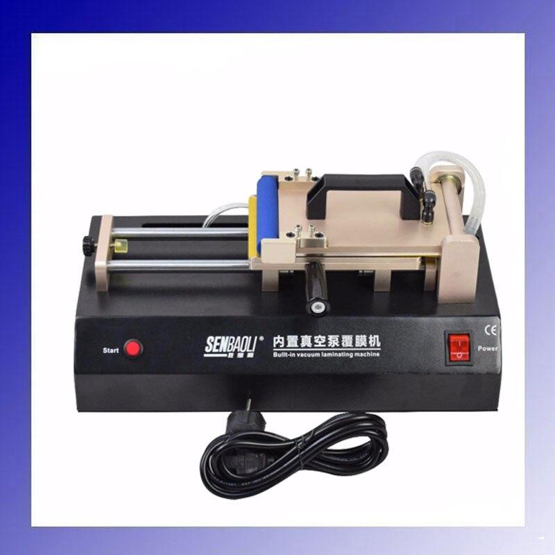 Built-in Vacuum Universal OCA Film Laminating Machine Multi-purpose Polarizer for LCD Film OCA Laminator perfect oca laminator ly 9100 for 7 inch desktop 3 in 1 multi functions layer free tax to europe