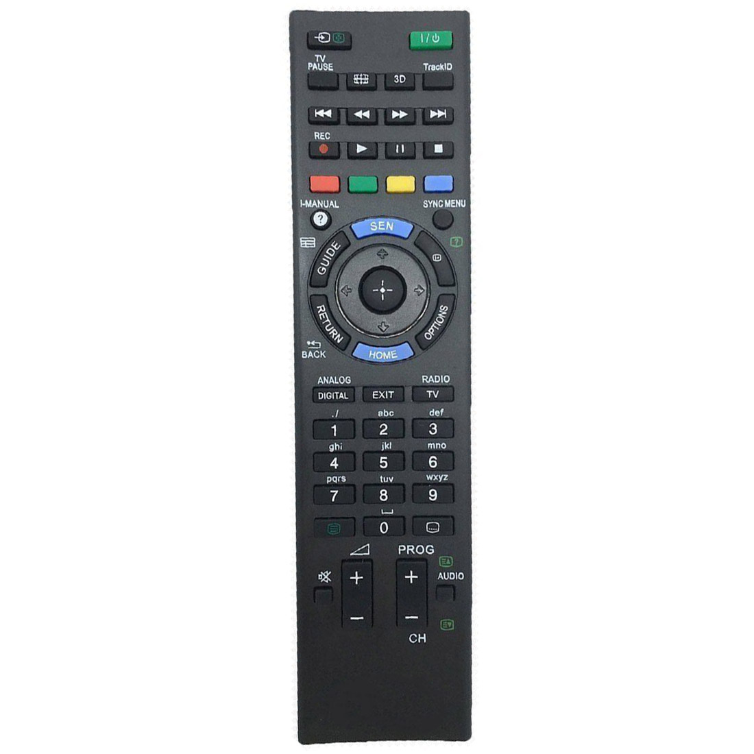 New Remote Control RM-ED047 For SONY Bravia TV KDL-40HX750 KDL-46HX850 chunghop rm l7 multifunctional learning remote control silver