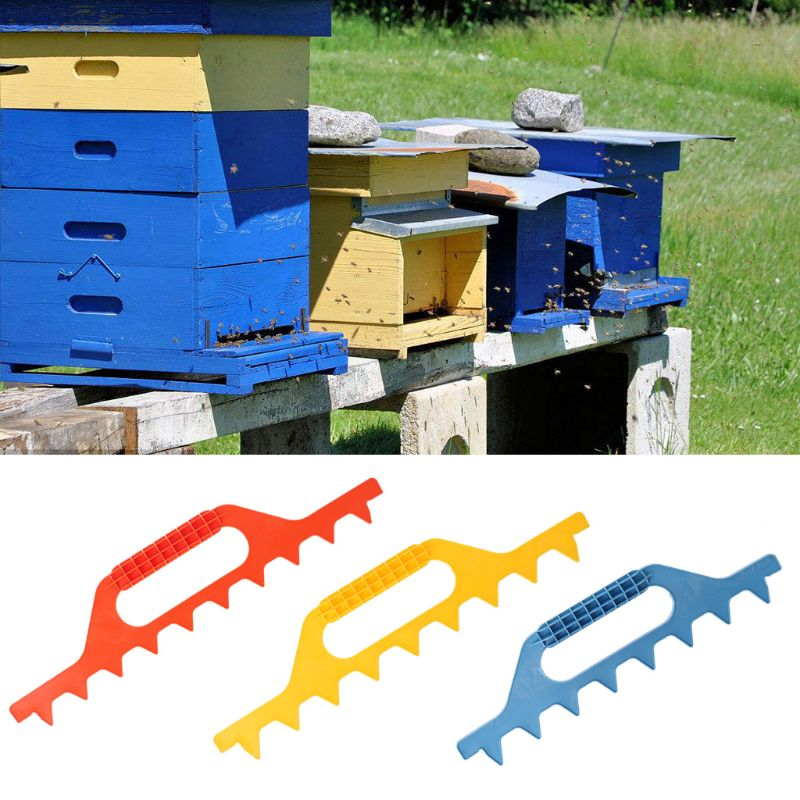Image 3 - Bee Hive Frame Spcing Tool Gardening Beekeeper Tool Hive Frame Spacer Beekeeping Accessories-in Beekeeping Tools from Home & Garden