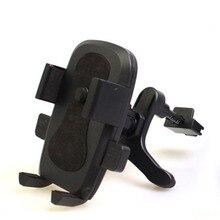 Del 360 degree car vent suspension bracket for mobile smartp