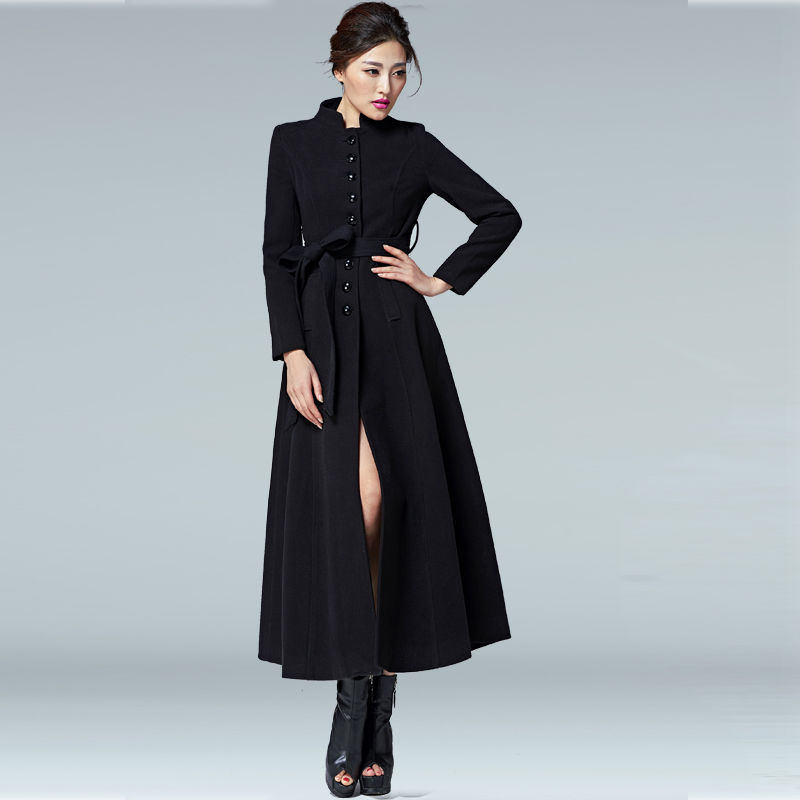 Collection Ladies Long Winter Coats Pictures - Reikian