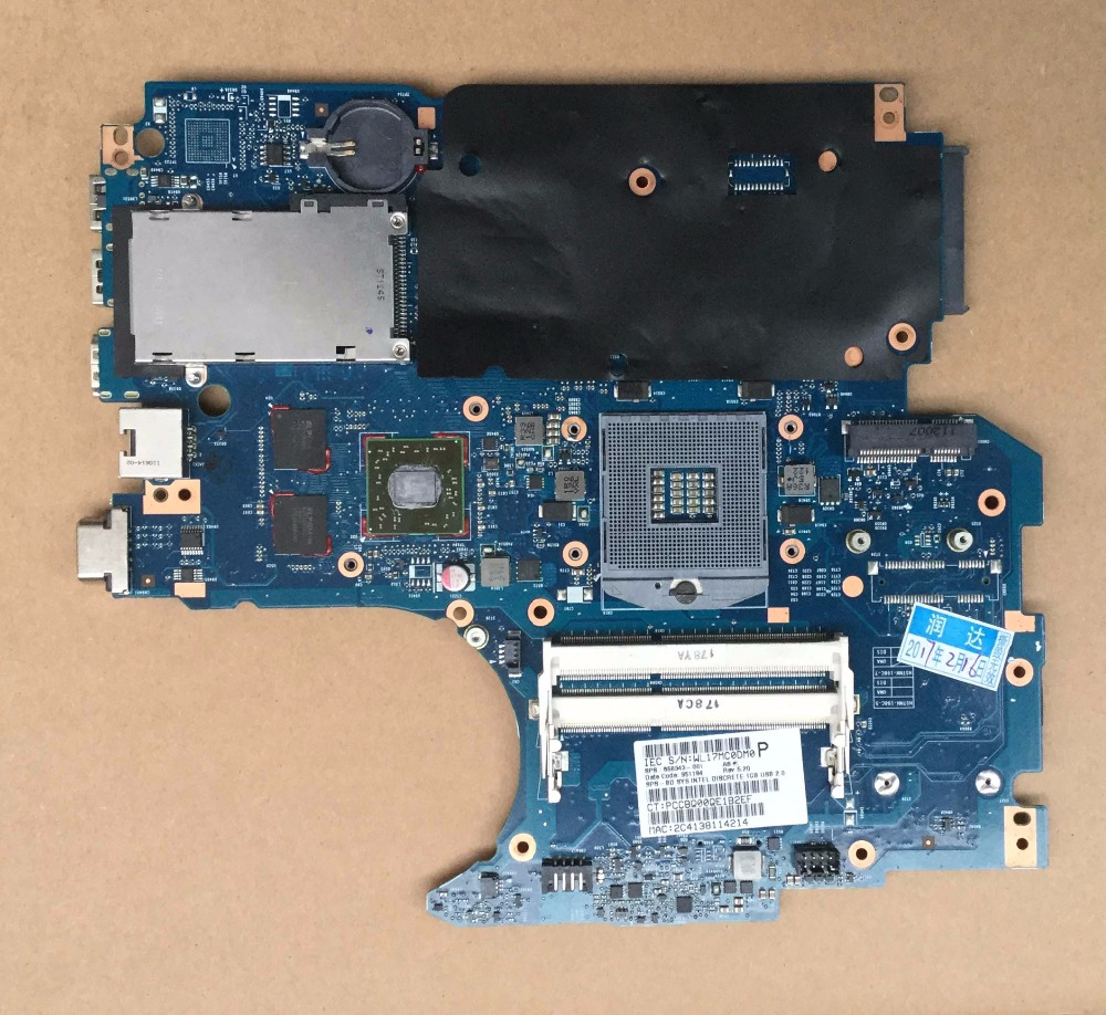 Free Shipping Mainboard for 4530S 4730S Non-Integrated Series 658343-001 Laptop Motherboard 100% fully tested for cq40 series 510566 001 laptop motherboard fully tested