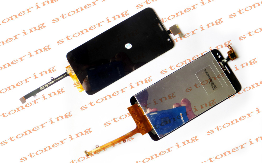 LCD Display & Touch Screen Digitizer Assembly & tools For Alcatel One Touch Idol mini 6012 OT6012 OT6012D OT-6012D