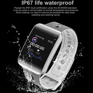 Image 5 - Smart Sport Watch GT98 Heart Rate Men Women Color Bracelet Blood Pressure Fitness Tracker Android IOS Activity Call Message Band