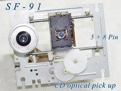 SF-91 / SF91(5Pin + 8Pin) met Mechamism SF-91 5P + 8P 94V5 Dubbele Rij Plug Cd-speler Laser Lens Sf 91