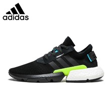 Adidas BOOST P.O.D.SYSTEM S3.1 Man Running Shoes Breathable Anti Slip Sports Sneakers AQ1059 цена