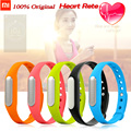 Original Xiaomi Mi Band 1S Heart Rate Bracelet Smart Wristband Miband Monitor For Android 4.4 iOS 7.0 Passometer Fitness Tracker