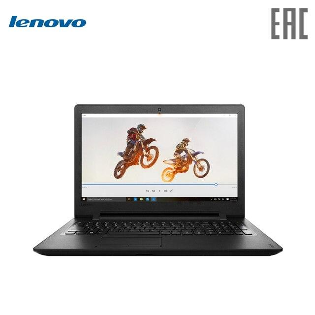 Ноутбук Lenovo 110-15IBR 4GB 1000GB 15.6 дюймов (80T70047RK)