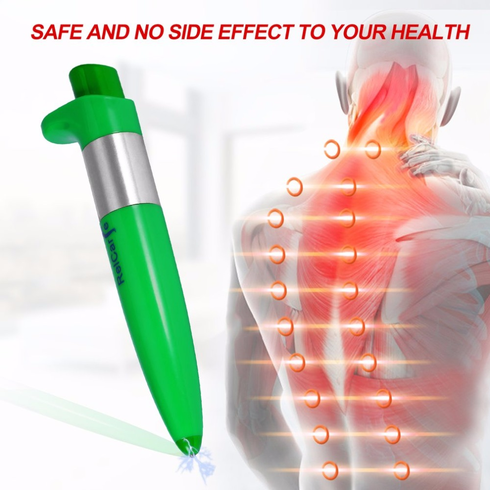 Portable Handhled Electronic Pulse Analgesia Pen Body Pain Relief Acupuncture Point Massage Pen Massager For Parent Gift portable handhled electronic pulse analgesia pen body pain relief acupuncture point massage pen massager for parent gift