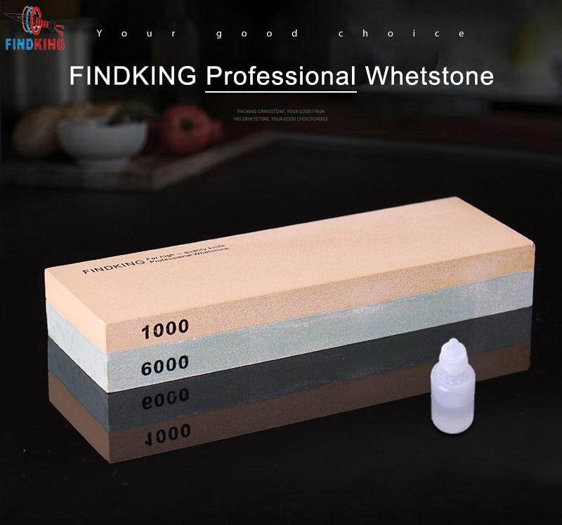 FINDKING Sharpener Professional Whetstone Knife Grit Kitchen-Tools 1000/6000 Brand