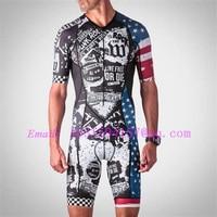Patriot Collection custom clothing cycling skinsuit triatlon ropa ciclismo triathlon skin suits running speedsuit swimwear usa
