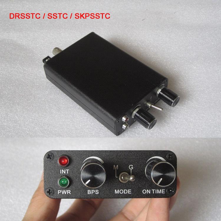 Interrupteur de boîte d'extinction d'arc de musique de bobine de Tesla DRSSTC/SSTC/SKPSSTC + cas