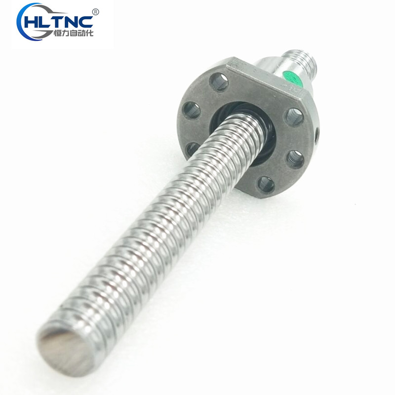 end machining CNC Left Hand Ballscrew SFU2505-L 500 or 1000mm ballnut
