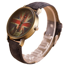 Womens Mens Unisex Pattern Wrist Watches