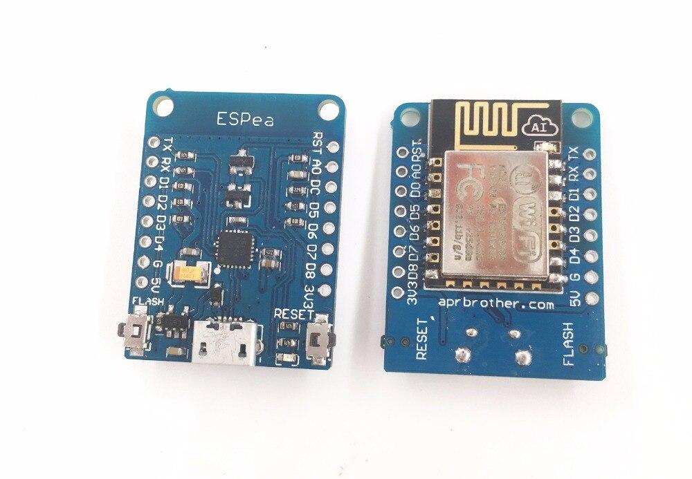 ESPea ESP8266 WifFi Module Arduino Development Board oled shield for espea arduino development board