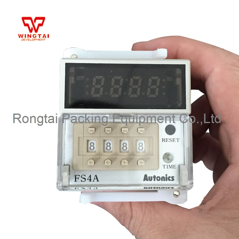 Made in Korea AUTONICS FS4A Counter Meter 4 Digital Timer korea orginal health hoop passion magnetic weighted hula hoop massage exercise fitness advance step 4 made in korea