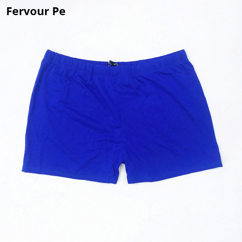 New men   Board     Shorts   trunks waterproof quick-drying   shorts   hot Pure color Easy plus size 150KG bathing   shorts   A18144