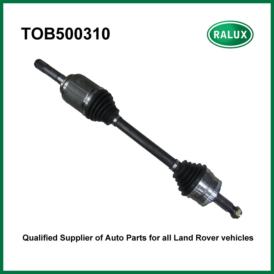 TOB500310 high quality right rear auto axle shaft for Range Rover 2002-2009/2010-2012 car complete half shaft promotion supplier руководящий насос range rover land rover 4 0 4 6 1999 2002 p38 oem qvb000050