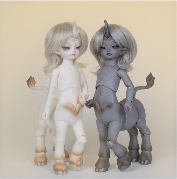 BJD SD doll doll soom B.ISHA send a small unicorn eyes1/6 bjd doll tetiana tikhovska paper doll