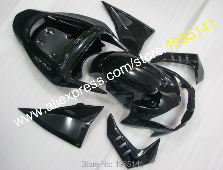 Hot Sales,For Kawasaki Z1000 ABS plastic fairings kit 2003 2004 2005 2006 Motorbike bodywork parts Z 1000 03 04 05 06 Cowlings