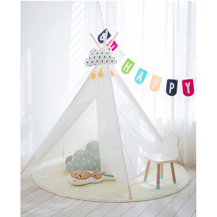 YARD Love Tree Kids Teepee Tent Tipi Tent for Kids Play Tent Tipi Playhouses for Kids защита картера и кпп автоброня mazda 3 сталь 2мм