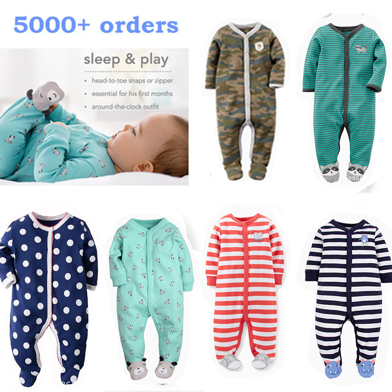 Near Cutest Autumn Baby Jumpsuit 100% Cotton Baby Boys Girls   Romper   Long Sleeve Baby   Romper   Newborn Infant Baby Clothing