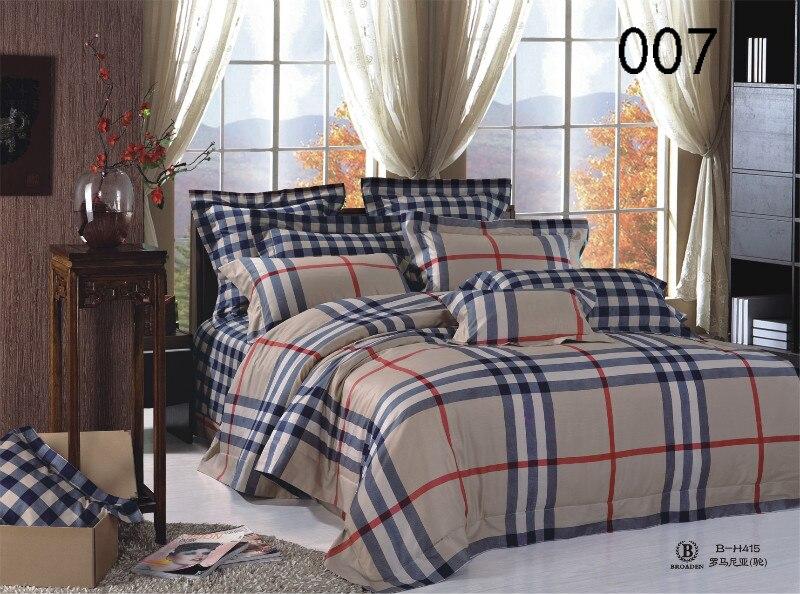 Popular Blue Plaid Comforter Buy Cheap Blue Plaid