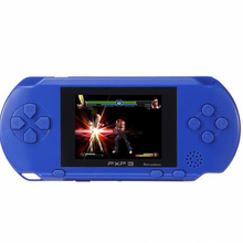Screen Handheld Game Player Support TV Out Put With MP3/Movie Camera Multimedia Video Console 16-bit