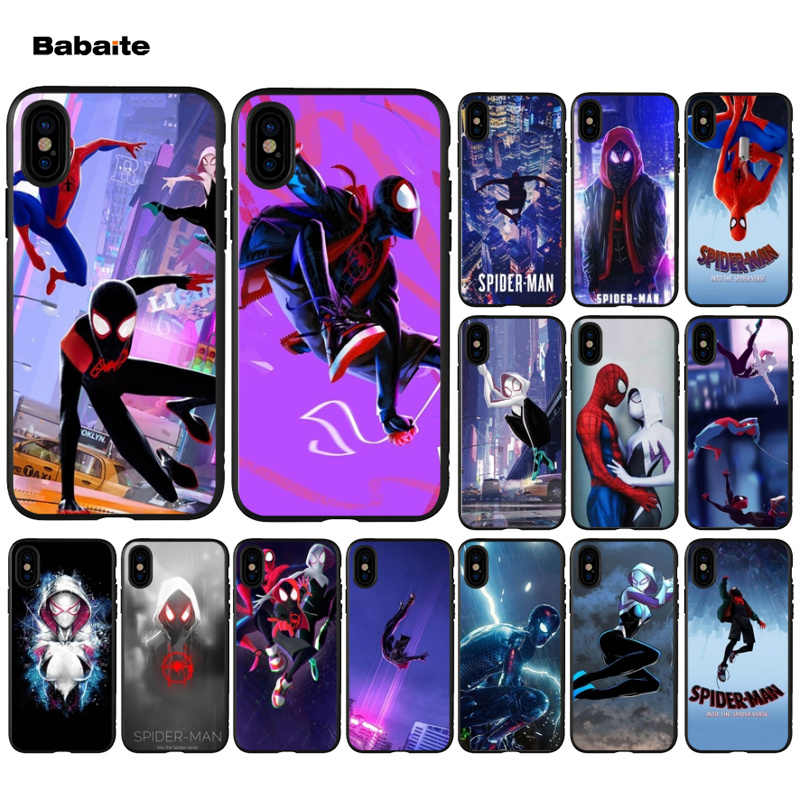 Detail Feedback Questions About Babaite Spider Man Into The Spider