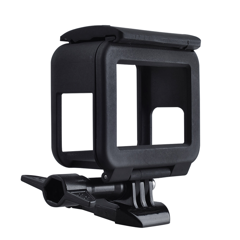 Sports Camcorder Standard Frame Mount Protective Housing Case Lens Cover For GoPro Hero 5 Camera Housing