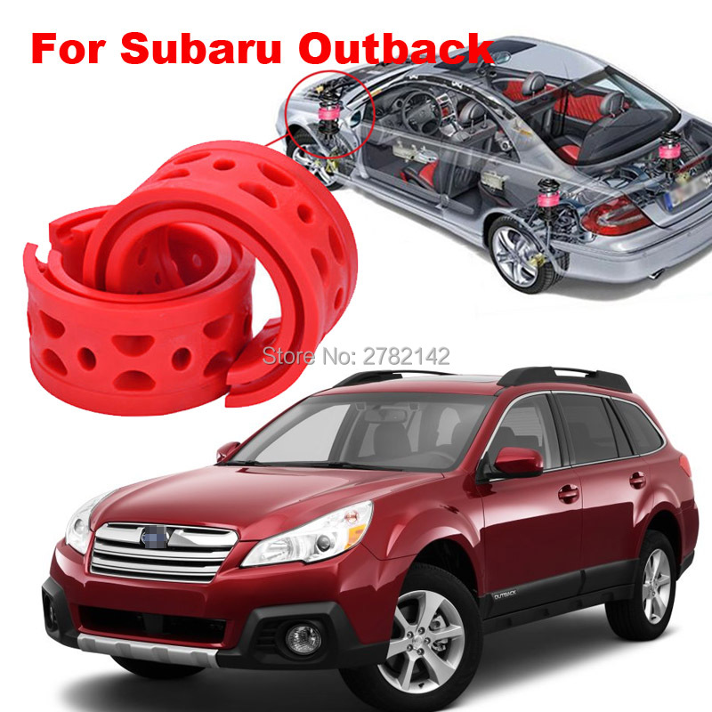 High-quality Front /Rear Car Auto Shock Absorber Spring Bumper Power Cushion Buffer For Subaru Outback  high quality front rear car auto shock absorber spring bumper power cushion buffer for volvo xc70