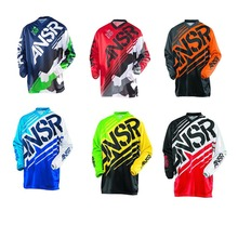 2019 New Arrival Ropa Maillot Moto Jersey Off Road BMX MX Racing Bike Clothing Bicycle Breathable Downhill MTB Shirt