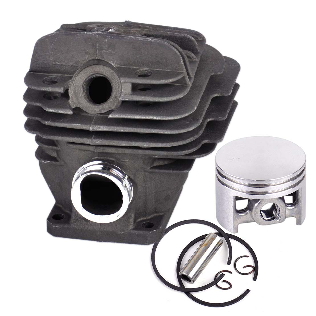 LETAOSK 44MM Cylinder Piston Ring Kit Fit for STIHL 026 MS260 Chainsaw 1121 020 1217Accessories раковина jika olymp deep by jika мини 50 см с отверстием слева 8 1561 3 000 105