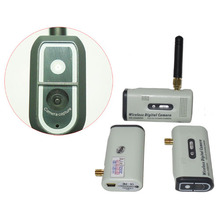 2.4Ghz Wireless Digital Camera Support 4CH 4 Picture Display One to One Wireless Baby Monitor