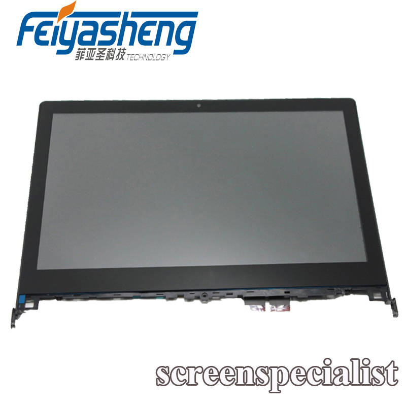 In Workmanship Reasonable 14 Inch For Lenovo Flex 2 14 Lcd Touch Screen1366x768lcd Screen Display Assembly With Touch Screen Digitizer N140bge-eb3 Black Exquisite