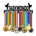 Medaille aufhänger für martial arts Taewkondo metall halter Sport medaille display rack metall sport haken|Halter & Gestelle|   -