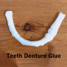 1pc Temporary Smile Comfort Fit Cosmetic Teeth Denture Glue
