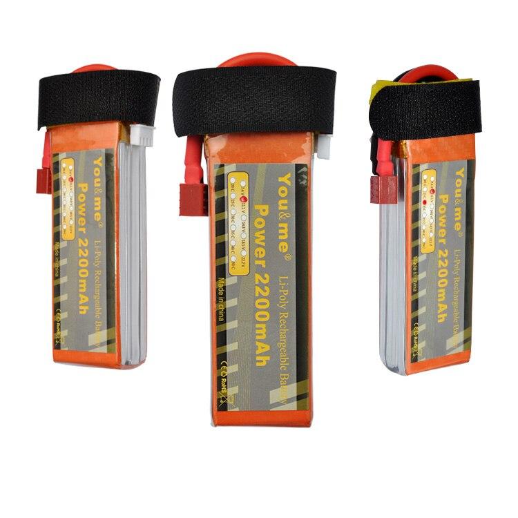 Livraison gratuite Lipo Batterie 3 s 11.1 v 1300 mah 2200 mah 4S 14.8 v 4200 mah 25C-35C Max 50C-70C pour RC Hélicoptère Voiture Bateau Quadcopter