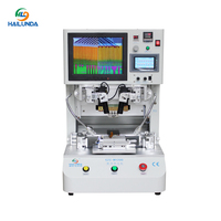 Flex Cable Repair Machine Pulse Hot Press LCD flex Cables Ribbon FPC ACF Bonding Machine for iPhone for Samsung for iPad