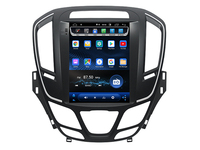 OTOJETA Android 8.1.0 vertical Car Multimedia tesla GPS NAVIGATION Radio player for 2014 OPEL INSIGNIA Auto AC version car
