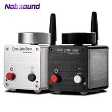 Nobsound dernier petit ours G5 Hi Fi Mini amplificateur numérique Bluetooth amplificateur Audio stéréo 50W * 2 avec alimentation