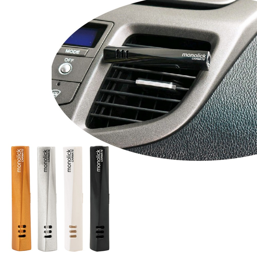 1 PCS 2017 Magic Wand Clip Flavor Car Air Freshener Auto Perfume AUTO Diffuser Fragrance Oxygen Bar New Dropping Shipping