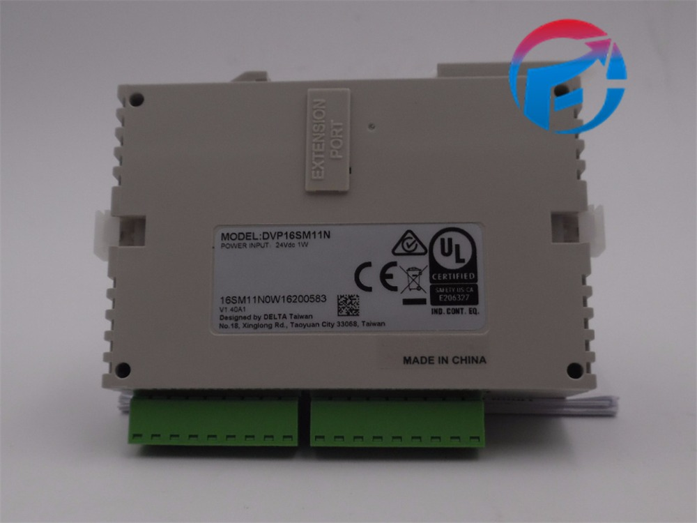 SS Series DVP16SM11N DELTA PLC DC24V 16 DI Module New In Box new and original dvp16sm11n delta plc extension module 16 points input