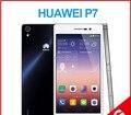 Original huawei ascend p7 4g lte 5 pulgadas kirin 910 t quad Core Android 4.4 IPS 1920X1080 2 GB RAM 16 GB ROM 13MP Inteligente teléfono