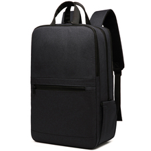 FANLOSN New Style Lightweight Business Computer Backpack For Men Women Travel Bag Fit 15.6 Laptop Festival Gift