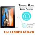 For Lenovo A3300/A3500/A3000/S8-50/A5500/A7-30/A10-70 A7600 Tempered Glass Explosion Proof Anti Shatter Screen Protector Film