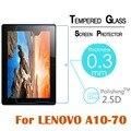 Para lenovo a3300/a3500/a3000/s8-50/a5500/a7-30/a10-70 a7600 à prova de explosão de vidro temperado anti shatter filme protetor de tela