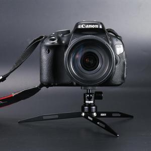 Image 3 - מצלמה מיני חצובה ballheads 360 תואר מתכוונן טלפון כדור ראש צילום וידאו 1/4 בורג מקרן ballheads selfie מקל