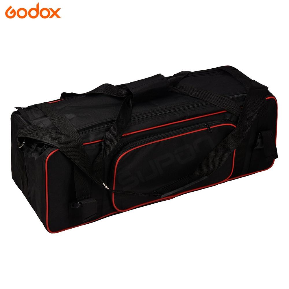 Godox Pro Studio Flash Strobe Light Stand Carry Case Bag light Kit Bag for light stand video flash