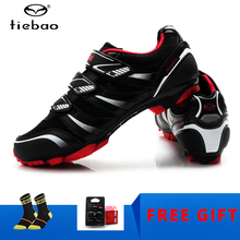 цены TIEBAO Cycling Shoes sapatilha ciclismo mtb men sneakers women Mountain Bike zapatillas deportivas mujer Athletic bicycle shoes